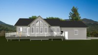 Ranch House Plans with Lots of Windows Ranch House Plans