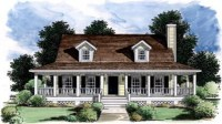 Country House Plans Small Cottage Small Southern Cottage ...