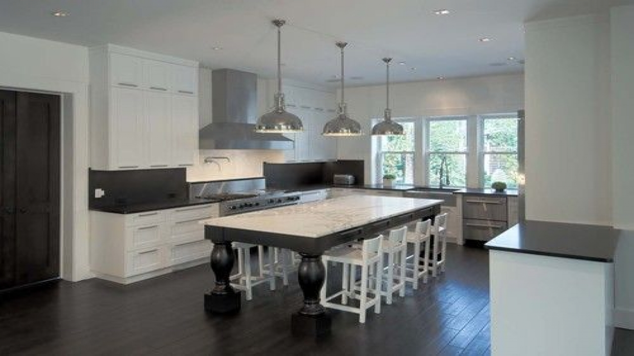 Kitchen Island with Built in Table Kitchen Islands with