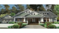 Craftsman Style House Plans with Porches Craftsman ...