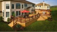 Outdoor Deck Decorating Ideas Outdoor Deck Design Ideas ...