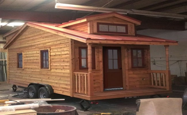 Tiny House Movement Plans Tumbleweed Tiny House Linden