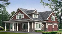 House with Garage Apartment Plans Garage with Apartment ...