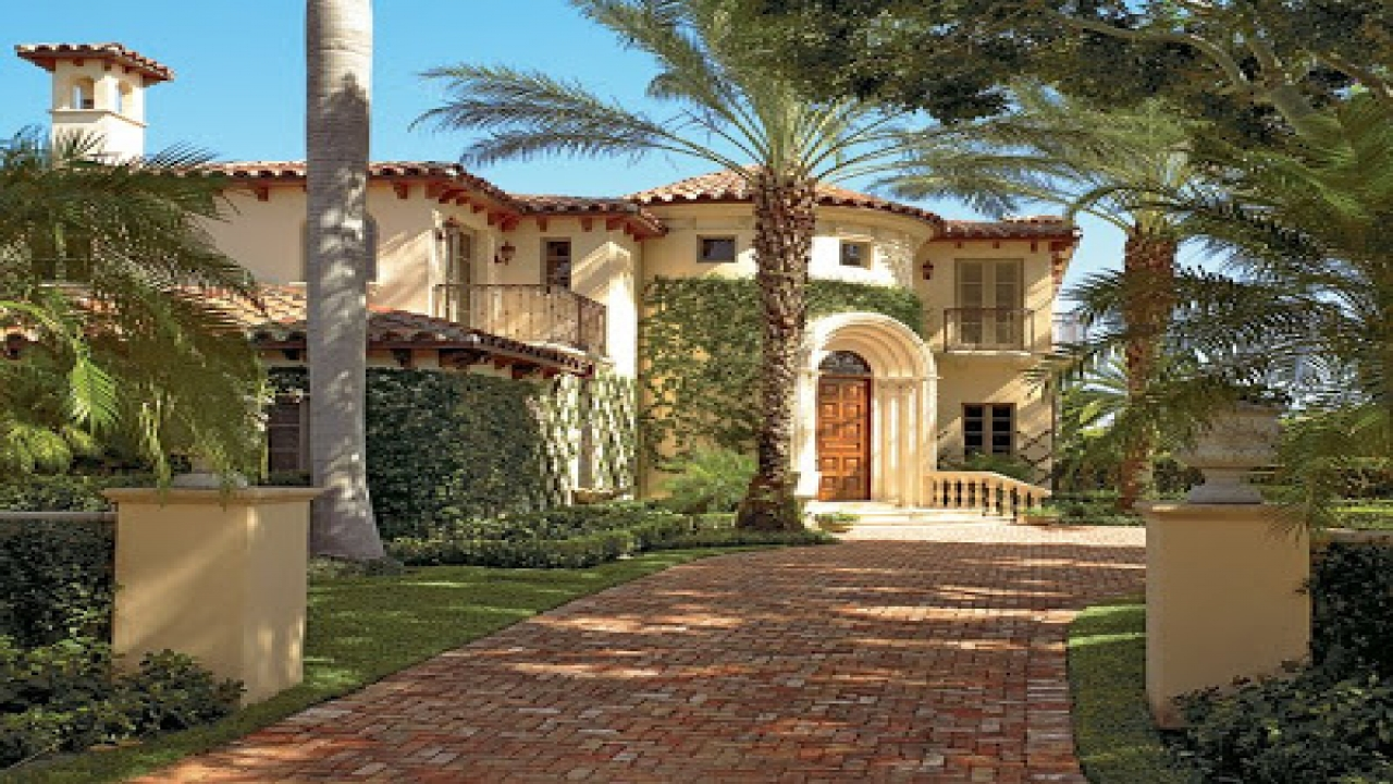Spanish Colonial Style Architecture Spanish Colonial House
