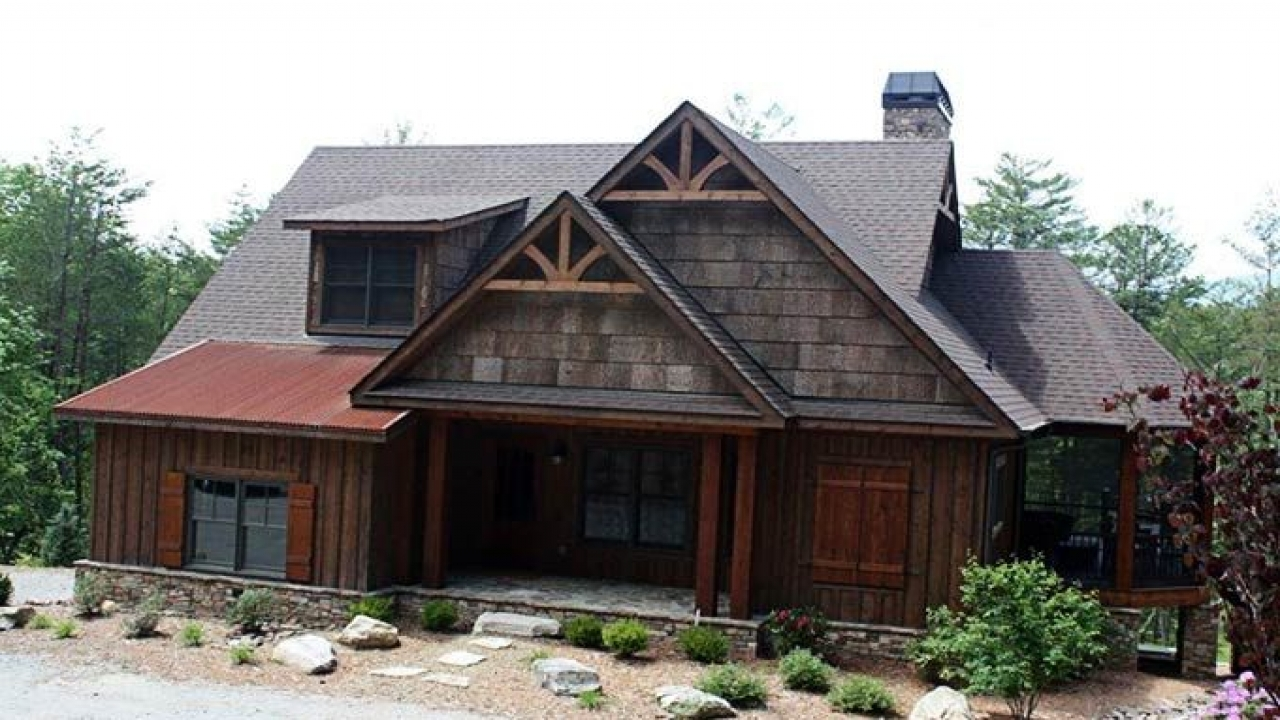 Rustic Mountain Cabin House Plans Rustic Mountain House