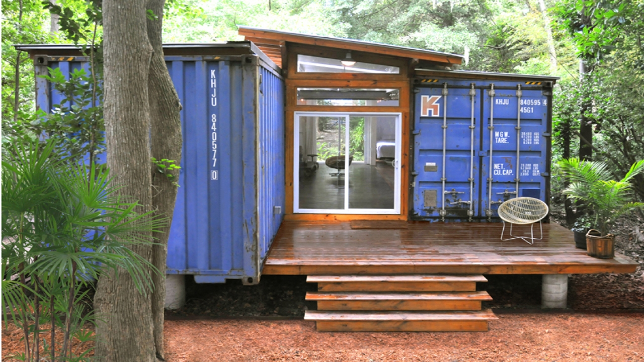 Shipping Container Homes Kits Shipping Containers As Homes