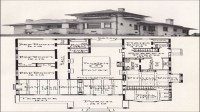 Spanish Mission House Plans Mission Style House Plans