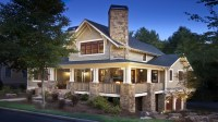 Craftsman Style Architecture Craftsman Home with Wrap ...