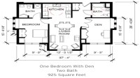 Lakefront Apartment Floor Plans Lakefront Cottage Floor ...