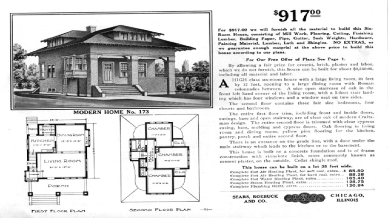 Sears Modern Homes Craftsman Bungalows Sears Bungalow