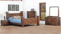 Cottage Style Bedroom Furniture Sets Cabin Style Bedroom ...