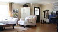 Country Cottage Living Room Paint Colors Country Rustic ...
