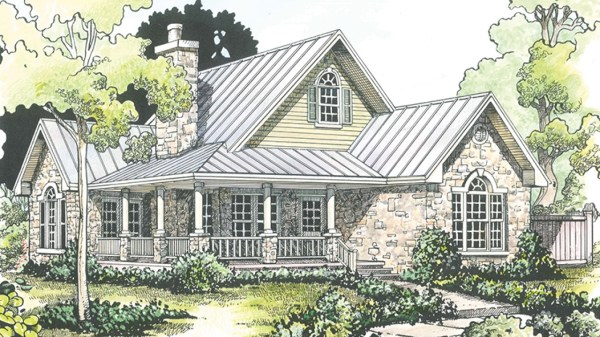 Queen Anne Style House Cottage Style Homes House Plans cottage style home plans