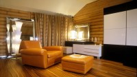 Modern Log Cabin Interior Design Modern Log Cabin Design ...