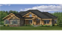 Craftsman Ranch House Plans Ranch House Plans Affordable ...