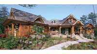 Craftsman Style House Plans Open Floor Plans Craftsman
