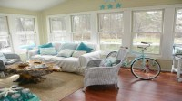 Shabby Cottage Chic Living Room Beach Cottage Living Room ...
