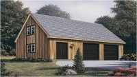 2 Car Garage with Apartment Plans 2 Car Garage Plans