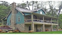 Lake House Plans Lakefront House Plans with Walkout ...
