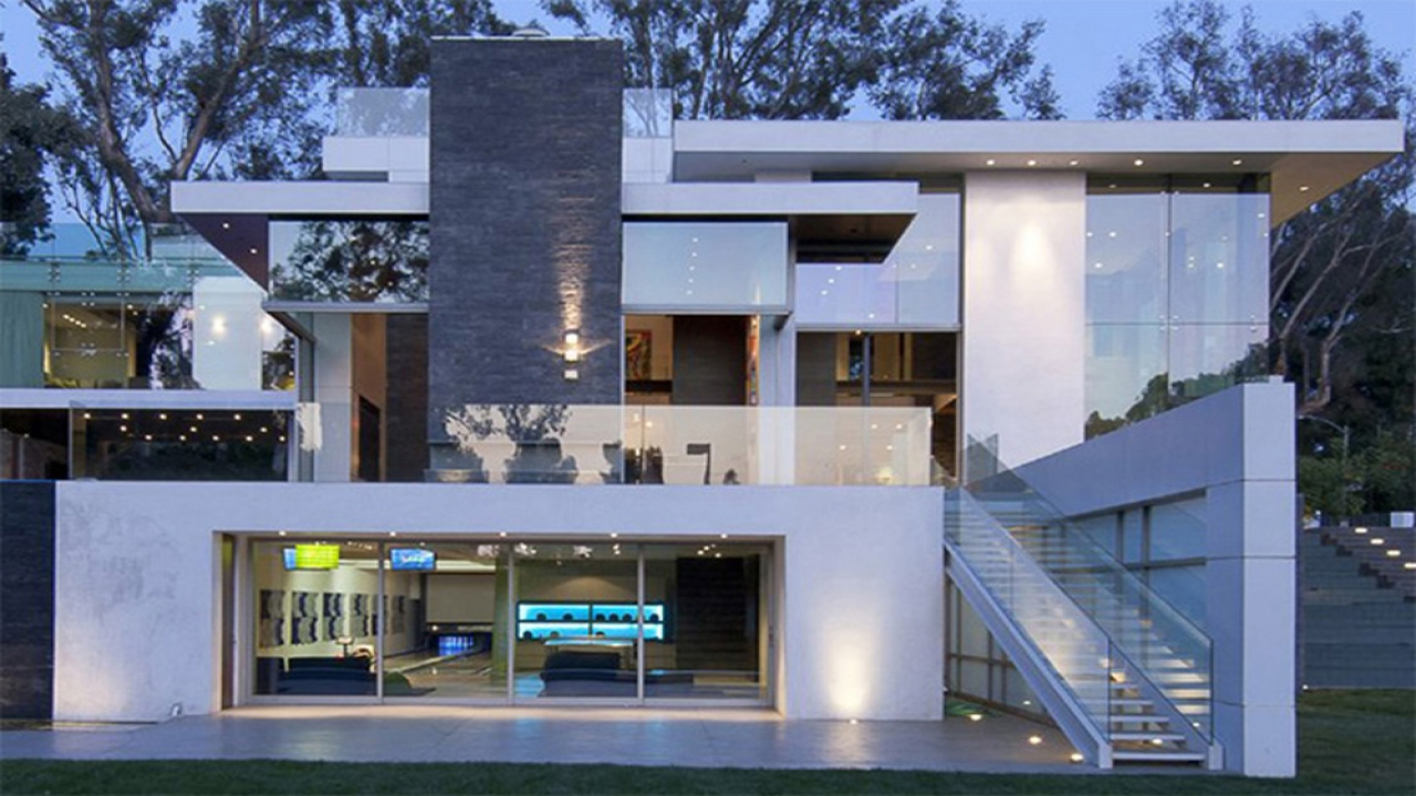 Spanish Architecture Modern Houses Modern House