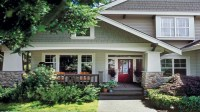 Craftsman Porch Post Designs Bungalow Porch Design ...
