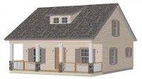 Small House Plan Simple Small House Floor Plans, cottage ...
