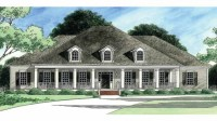 8 Bedroom Ranch House Plans Big Country House Plans with ...