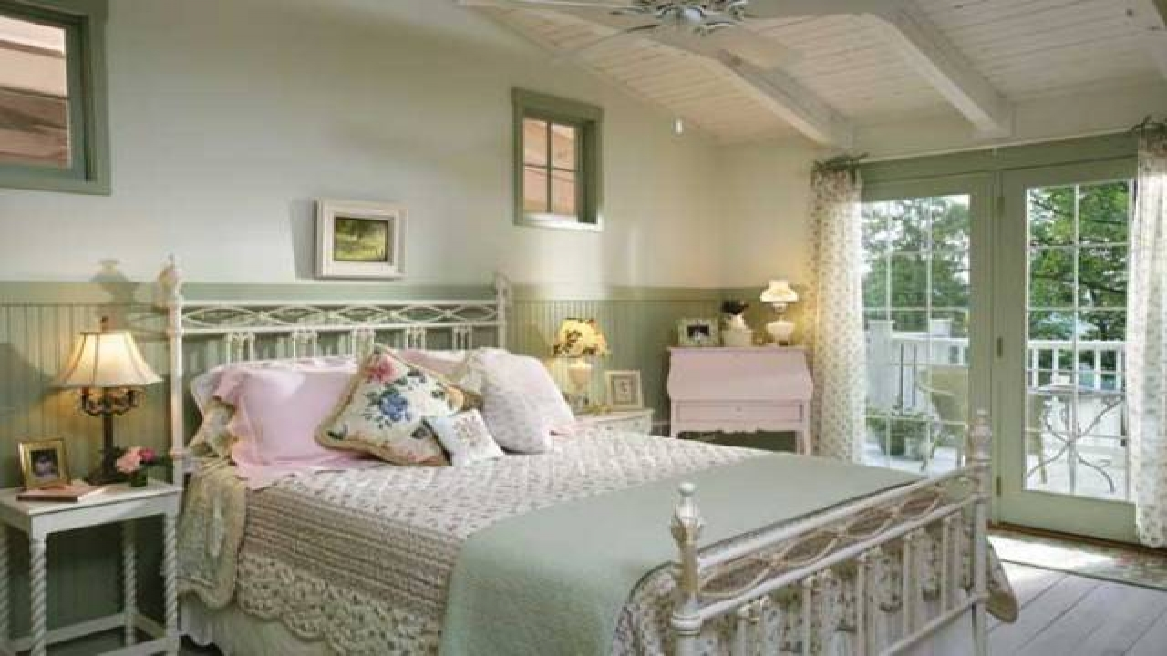 Vintage Shabby Chic Bedroom Ideas Shabby Chic Country