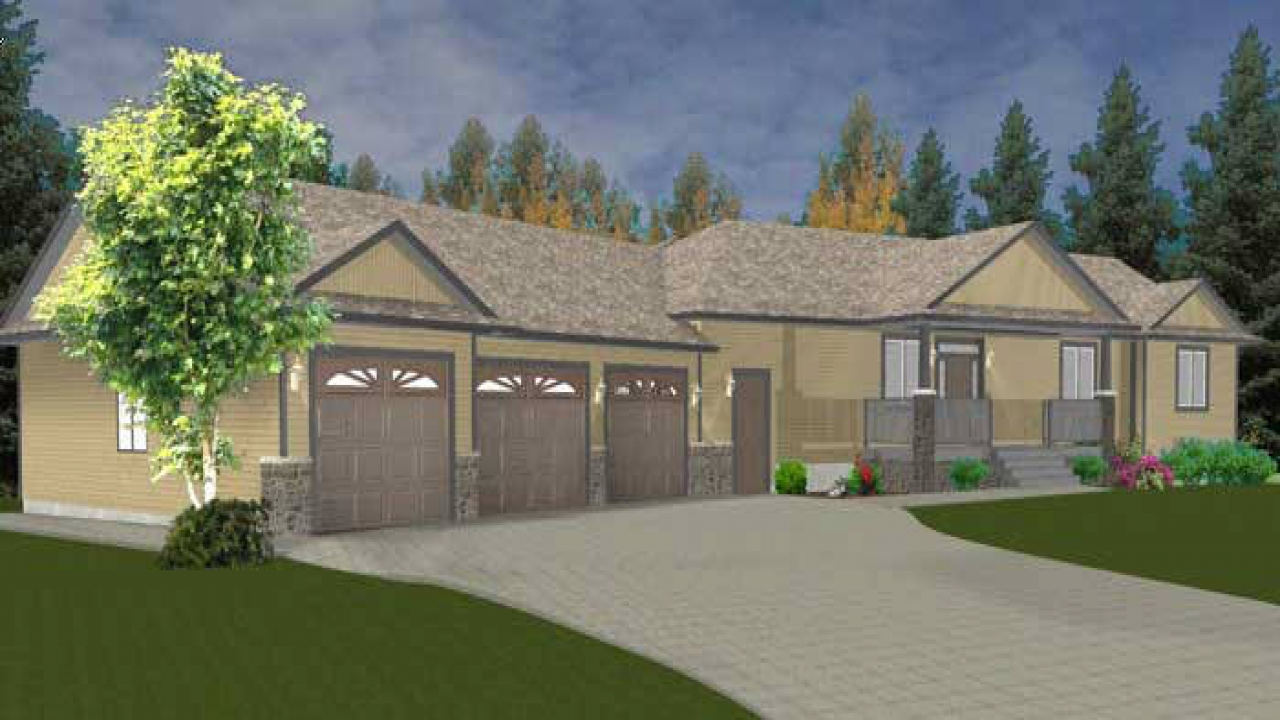 Country House Texas Plans