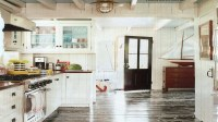 White Cottage Style Interior Design New England Cottage ...