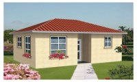 One Bedroom Home Plans One-Bedroom Cottage Home Plans ...