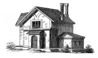 Old English Cottage House Plans Small English Cottage ...