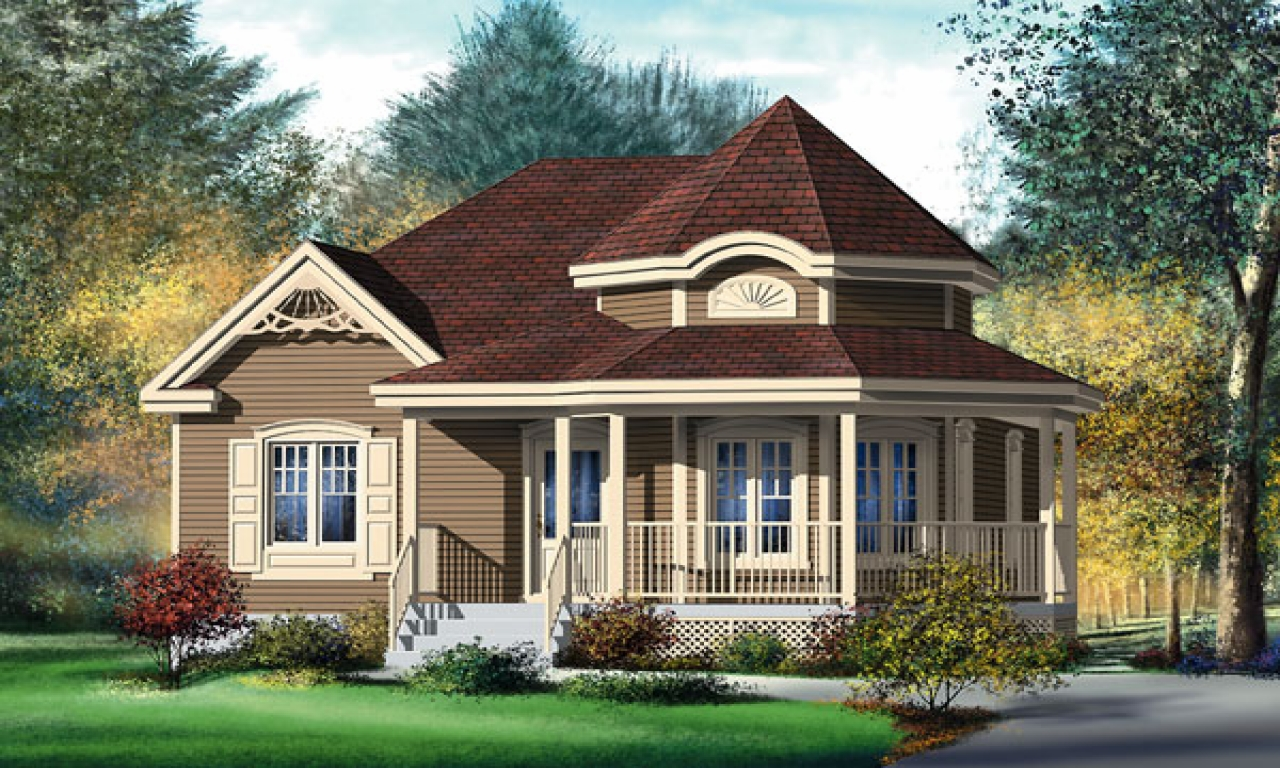 Small Victorian Style House Plans Small Victorian Style