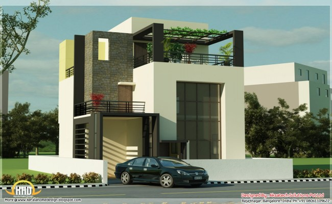 Ultra Modern Small House Plans Small Modern House Plans