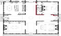 Southern Plantation Home Floor Plans Historic Southern ...