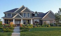 2 Story Craftsman Style House Plans Craftsman Style with