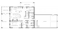 Log Home Plans with Open Floor Plans Log Home Plans with ...