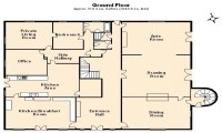 French Castle Floor Plan Elementary School Floor Plans