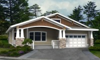 Craftsman House Plans One Level Homes Best Craftsman House ...