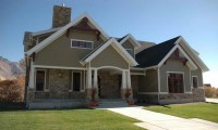 Craftsman Style Home Interiors Craftsman Style Home ...