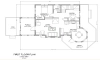 Cottage Floor Plan English Cottage Floor Plans, seaside ...