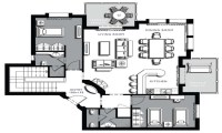 Floor Plans Architecture On Floor With Architecture Lower ...