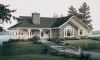 Tiny Romantic Cottage House Plan Country Cottage House ...