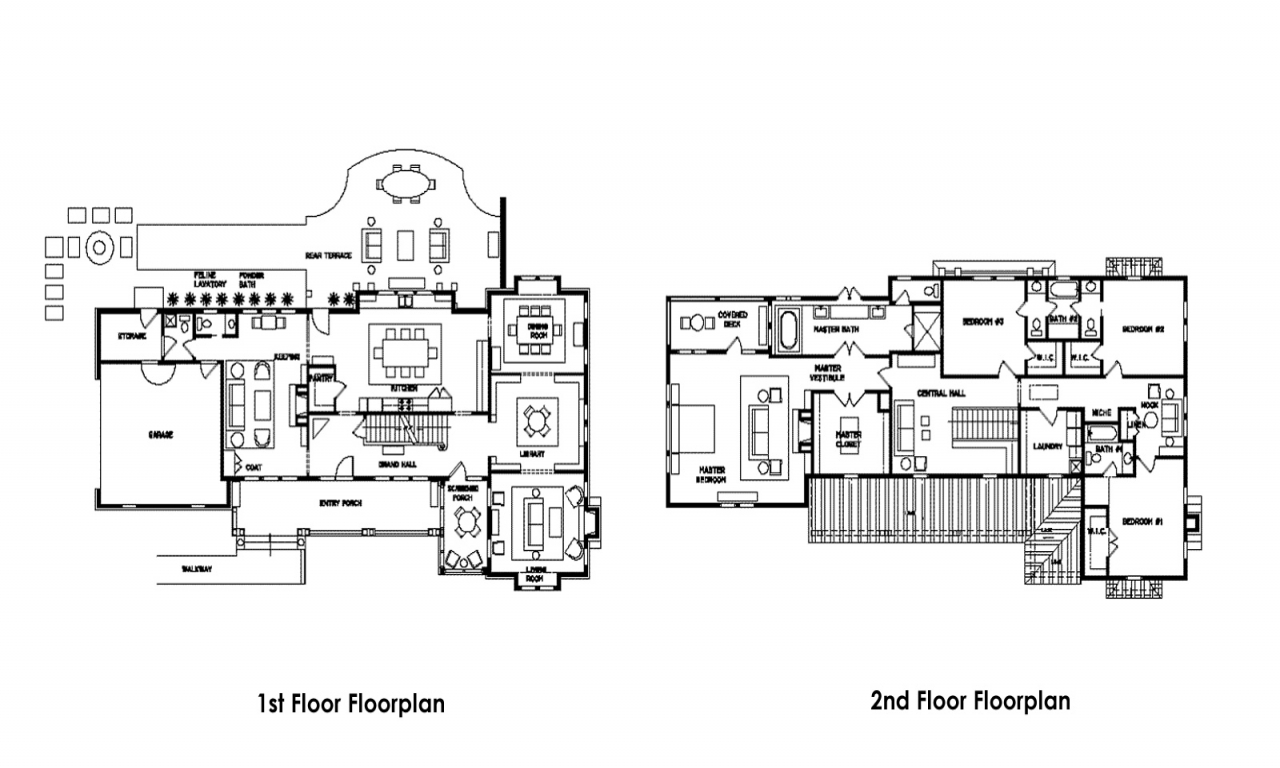 Historic Mansion Floor Plans Vanderbilt Mansion Floor Plan
