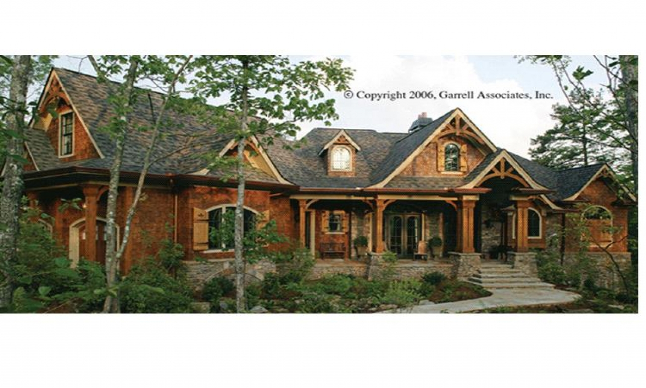 Small Mountain Home Plans Mountain Home Plans With