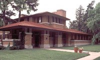 Frank Lloyd Wright Prairie Style Homes Frank Lloyd Wright