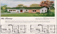 Midcentury Modern House Plans House Plans With Mid Redone