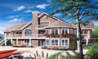 Traditional Victorian House Plans Victorian House Plans ...
