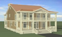 Cottage House Plans with Wrap around Porch Cottage House ...