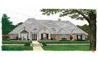 Country Cottage House Plans French Country House Plans One ...